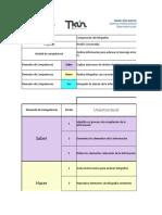 Rúbrica Composición de Infografías