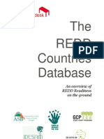 REDD Countries Database Overview