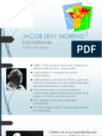 JACOB LEVY MORENO- humanista