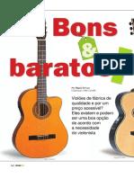 Violao Pro 2008 ed.17 pg14a19 - Violoes bons e baratos