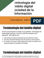 Terminología del ámbito digital