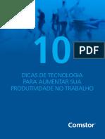 10 DICAS DE TECNOLOGIA PARA AUMENTAR SUA PRODUTIVIDADE NO TRABALHO