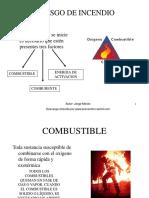 riesgos de incendios