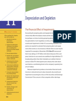 Chapter 11 - Depreciation and Depletion