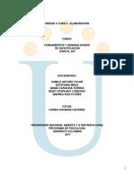 Unidad 3 Fase 4  Elaboración (Trabajo colaborativo)