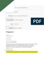 Evaluacion - unidad 1 - MARKETING