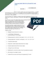 Galil RIO-471xx Press Release