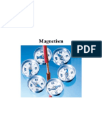 Magnetism Lecture Notes
