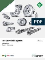 INA-sistema de tren  de valvulas