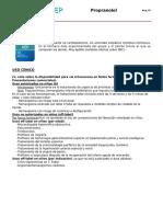 Propranolol