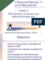 Total Erp Organisational Functions