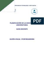 planificación de la docencia GUia