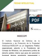 CLASE 13 PROPIEDAD INTELECTUAL INDECOPI.ppt