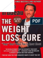 Unknown Author - The Weight Loss Cure They Dont Want You to Know About ( PDFDrivecom )p