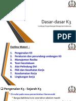 Dasar-dasar K3.ppt
