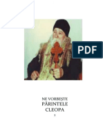 Ilie, Arhim. Cleopa - Ne Vorbeste Parintele Cleopa Vol. 1 v.1.0