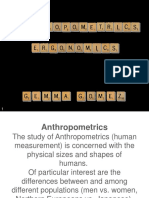 316306125-ANTHROPOMETRICS-ERGONOMICS-ppt