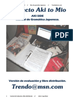 Manual de gramática Japonesa