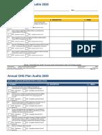 Annual_OHS_Plan Audit