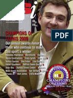 201001 Racquet Sports Industry