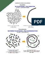 BTS CPI 1 Ch 7 Compléments - Polyaddition, polycondensation - Transition vitreuse