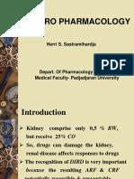 nephropharmacology