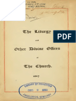 Liturgy of the Catholic Apostolic Church (Irvingites)