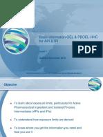 Basic Informatoin for OEL PBOEL-HHC IPI and API.ppt