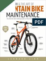 Mountain Bike Maintenance & Repair Guide
