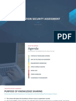 APPLICATION SECURITY ASSESSMENT_Draft_ver01