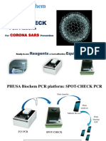 CORONA-SARS Detection BASED ON SPOT-CHECK PCR_PSA-PASTEUR TEST_V.0120.pptx