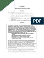 Sagner Essentials of managing corporate cash Chapt 07