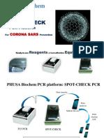 CORONA-SARS Detection BASED ON SPOT-CHECK PCR_PSA-PASTEUR TEST_V.0120.pptx
