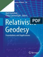 Puetz_ - Relativistic Geodesic