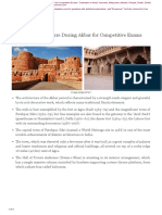 Akbar-Architecture