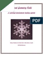 Rebecca Donaldson - Sacred geometry Reiki