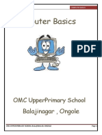 COMPUTER BASICS for class 3 and 4