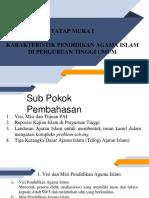 38492_1. Karakteristik Pendidikan Agama Islam di Perguruan Tinggi Umum_Nizom Zai.pptx