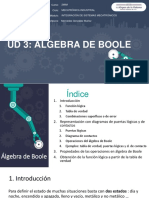 UD 3 Álgebra de Boole (1)