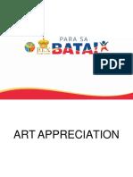 Art Appreciation-Lesson-1-3