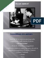 Focus Autori + De Gaetano