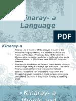 Kinaray-a-report 2020