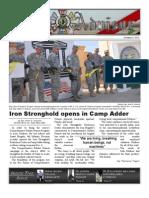 Iron Advisor Volume I Issue V