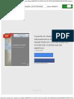 (PDF) Contrôle de Gestion Master II en Administration des Affaires OBJECTIFS DU