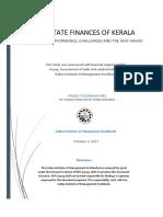 Report on State Finance on Kerala.pdf