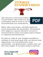 Útero Retrovertido - Dra. JULIANA AMATO.pdf