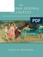 The Athenian Adonia in Context_ The Adonis Festival as Cultural Practice-University of Wisconsin Press (2016)