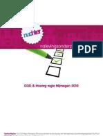 Nalevingsonderzoek regio Nijmegen