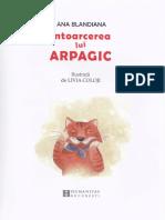 Intoarcerea lui Arpagic - Ana Blandiana