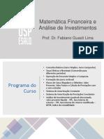 Matematica Financeira e Analise de Investimentos I e IIpdf pt-BR